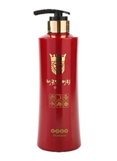 Head Angry Head Gold - Kore Siyah Ginsengli Saç Ve Saç Derisi Şampuanı Renksiz